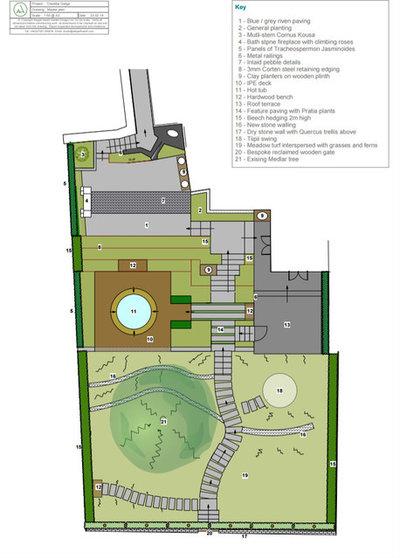 Contemporary  by Abigail Hazell Landscape & Garden Design Ltd.