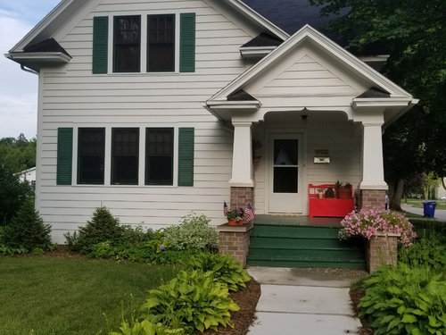 I need help choosing exterior colors for my craftsman - Help choosing exterior paint color ...
