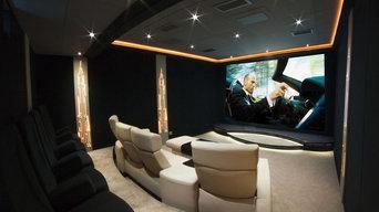 Salle de cinéma privé Pegasus