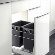 Pull-out bins