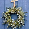 Make a Long-Lasting Eucalyptus Holiday Wreath