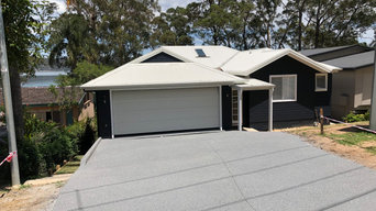 Renovation with in-law extension