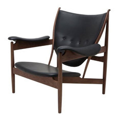 YVES OCCASIONAL CHAIR BLACK