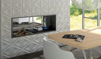Интерьеры с плиткой VIVES