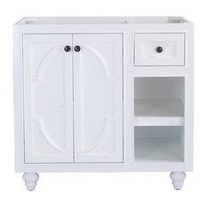 Odyssey 36-inch Cabinet White