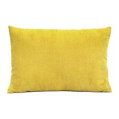 Yellow Lumbar Pillow