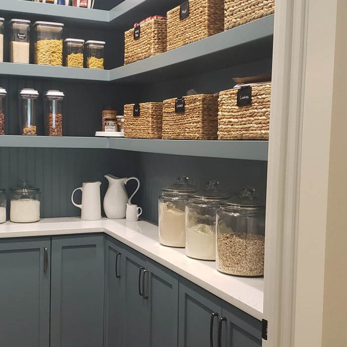 Jeanette pantry