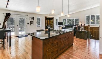Wood Feel Kitchen