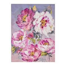 Chelsea Blooms Canvas