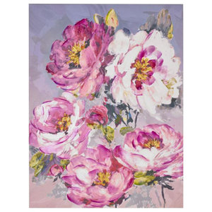 Chelsea Blooms Canvas