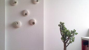 Boulder, CO condo ceramic installation
