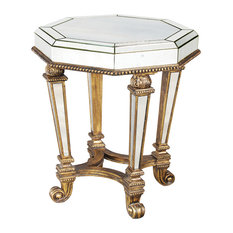 Ambella Home Collection, Inc. - Voranado Octagonal Accent Table - Side Tables and End Tables