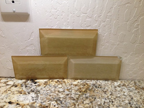 Can't decide on a backsplash with a busy granite on