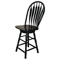 Craftsman Bar Stools And Counter Stools by Sunset Trading
