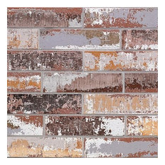 Urban Brick Tile Collection, Industrial Mix