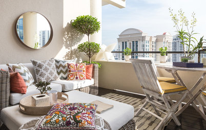 How To Furnish Your Balcony on a Budget