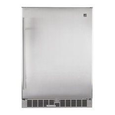Oasis Outdoor Rated Stainless Steel Fridge