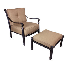 Barcelona 2-Piece Deep Seat Set