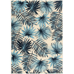 Tropical Outdoor Rugs by Almo Fulfillment Services