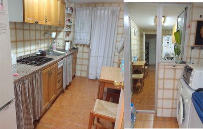Una cocina nueva por menos de 8.000 € para un piso en Valencia
