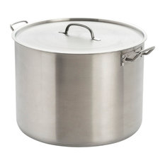 35 Qt Professional Stainless Steel Stock Pot