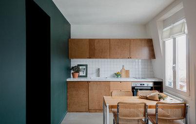 Avant/Après : Réagencement chic et malin pour un 28 m² parisien
