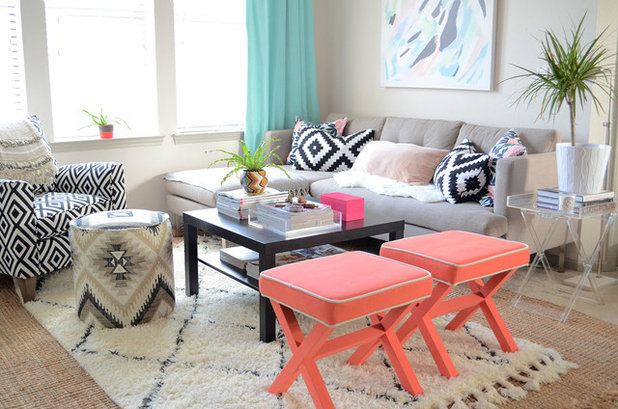 Éclectique  by Stacy Graves Interiors