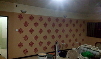 wall Paint coverings and paint designs