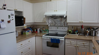 The Crest – Home Renovation   Kitchen   Before