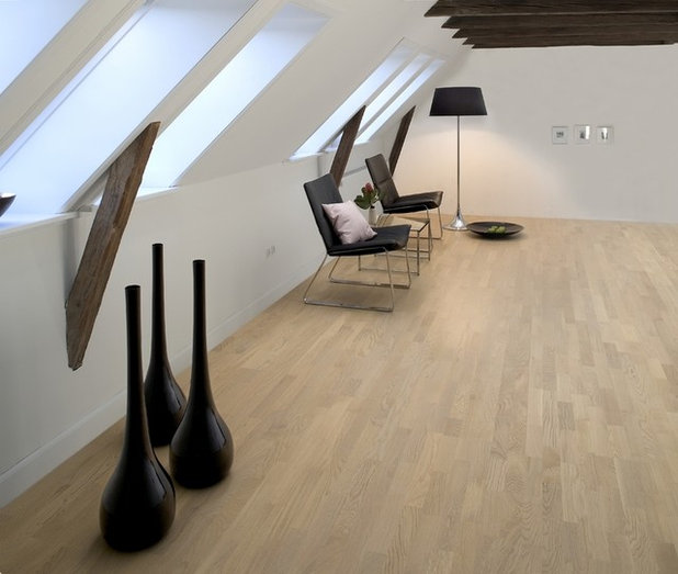Modern by Phoenix Organics - When To Use Engineered Wood Floors
