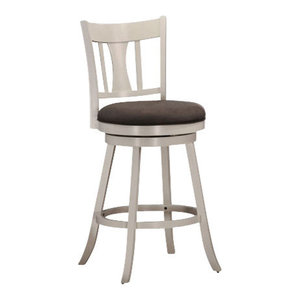 Clarion Swivel Counter Stool Farmhouse Bar Stools And
