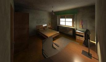 Relooking camera da letto singola