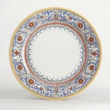 Mediterranean Dinner Plates by Cost Plus World Market  sc 1 st  Houzz & dinnerware - an Ideabook by Ellie Ferguson