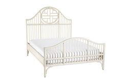 Cassia Rattan Bed