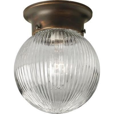 Trend Traditional Flush mount Ceiling Lighting by The Home Depot