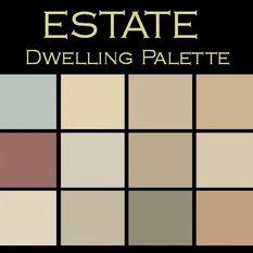 Benjamin Moore® Paint colors - Color in Space Estate Palette™--elegant & refined - Paint