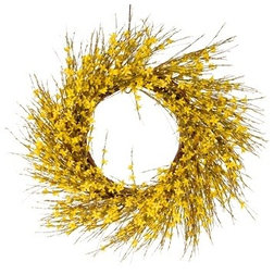 Contemporary Wreaths And Garlands by Fantastic Craft Inc