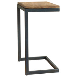 Industrial Side Tables And End Tables by GDFStudio