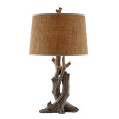 Stein World Cusworth Resin Table Lamp