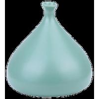 Teco Kiss Vase, Green