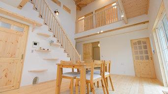 自然素材・全館空調の家 三重県鈴鹿市 旭が丘の家
