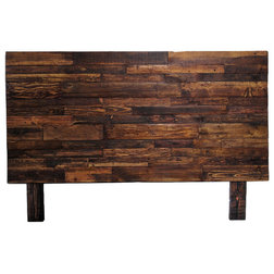 Rustic Headboards by Kase Custom