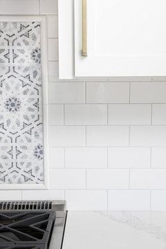 What Color Grout For White Subway Tile Backsplash