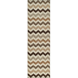 Contemporary Hall And Stair Runners by Momeni Rugs