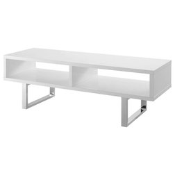 Contemporary Entertainment Centers And Tv Stands by ShopLadder