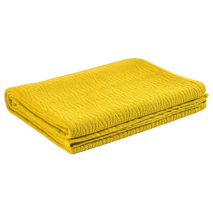Southall Bedspread, Lime, Single 180x270 cm