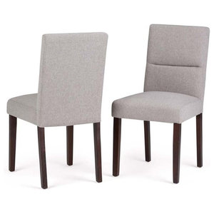 Marvelous Coaster Barett Mid Century Modern Dining Chairs Set Of 2 Gamerscity Chair Design For Home Gamerscityorg