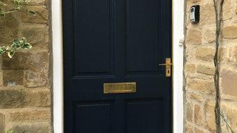 Front door restorations