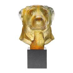 Daum Crystal Dandys Gaspard Retriever Amber 03620