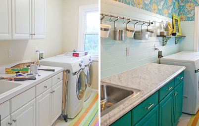 Reader Laundry Room: Open to the Light for $1,400 in Kentucky